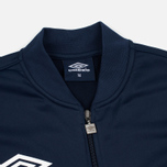 Мужская олимпийка Umbro Pro Training Rapide Tricot Navy фото- 1