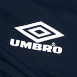 Мужская олимпийка Umbro Pro Training Rapide Tricot Navy фото- 2