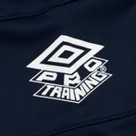 Umbro Pro Training Rapide Men's Track Jacket Tricot Navy photo- 4