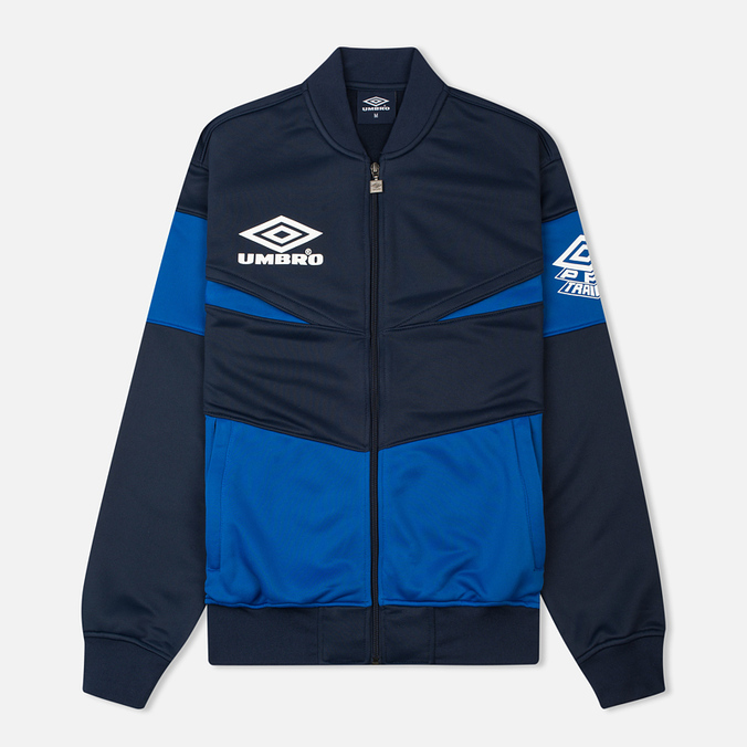 Umbro Pro Training Rapide Tricot Men's Track Jacket Navy/Royal