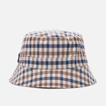 Мужская панама Aquascutum Reversible Bucket Light Beige фото- 3