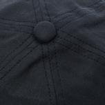 Мужская панама Barbour Wax Sports Trench Navy фото- 2