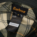 Barbour Wax Sports Trench Men's Panama Sage photo- 3