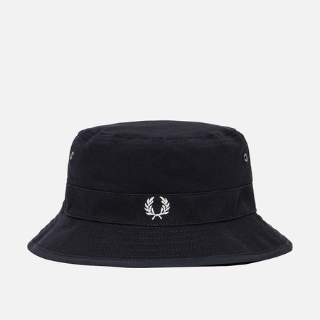 Мужская панама Fred Perry Pique Reversible Fisherman Navy