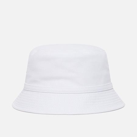 Панама Lacoste Pique Bucket White