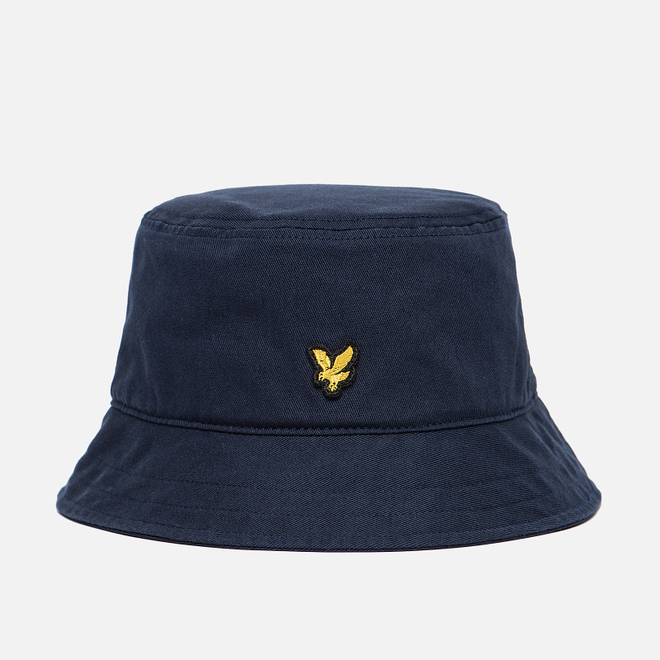 Панама Lyle & Scott Cotton Twill Bucket Dark Navy