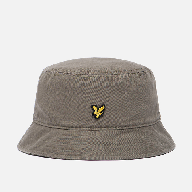 Мужская панама Lyle & Scott Cotton Twill Bucket Khaki