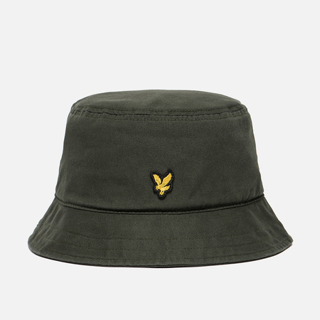 Панама Lyle & Scott Cotton Twill Bucket Leaf Green