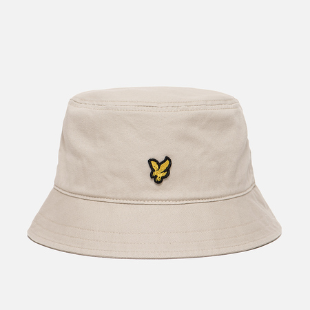 Мужская панама Lyle & Scott Cotton Twill Bucket Light Stone