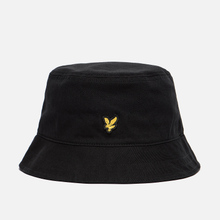 Панама Lyle & Scott Cotton Twill Bucket True Black фото- 0