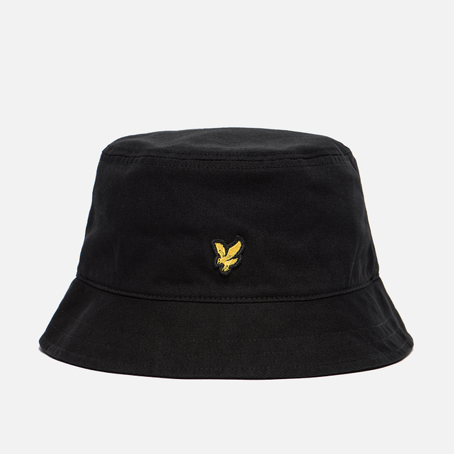 Панама Lyle & Scott Cotton Twill Bucket True Black