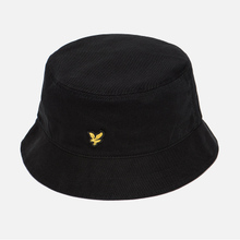Панама Lyle & Scott Cotton Twill Bucket True Black фото- 1
