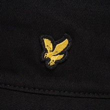 Панама Lyle & Scott Cotton Twill Bucket True Black фото- 2