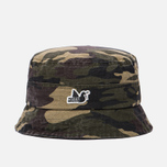Мужская панама Peaceful Hooligan Corp Bucket Woodland фото- 0