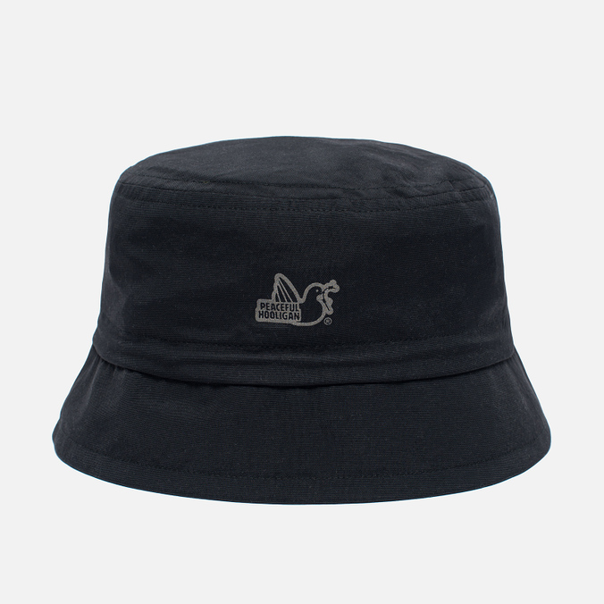 Мужская панама Peaceful Hooligan Mills Bucket Black