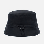 Мужская панама Peaceful Hooligan Mills Bucket Black фото- 3