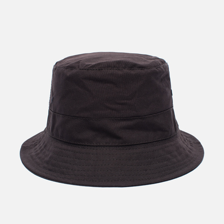 Мужская панама Universal Works Bucket British Millerain Fabric Wax Brown