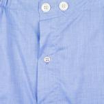 Мужская пижама Derek Rose Amalfi Cotton Batiste Blue фото- 5