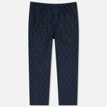 Мужская пижама Derek Rose Dixie 4 EW Pyjama Set Navy фото- 4