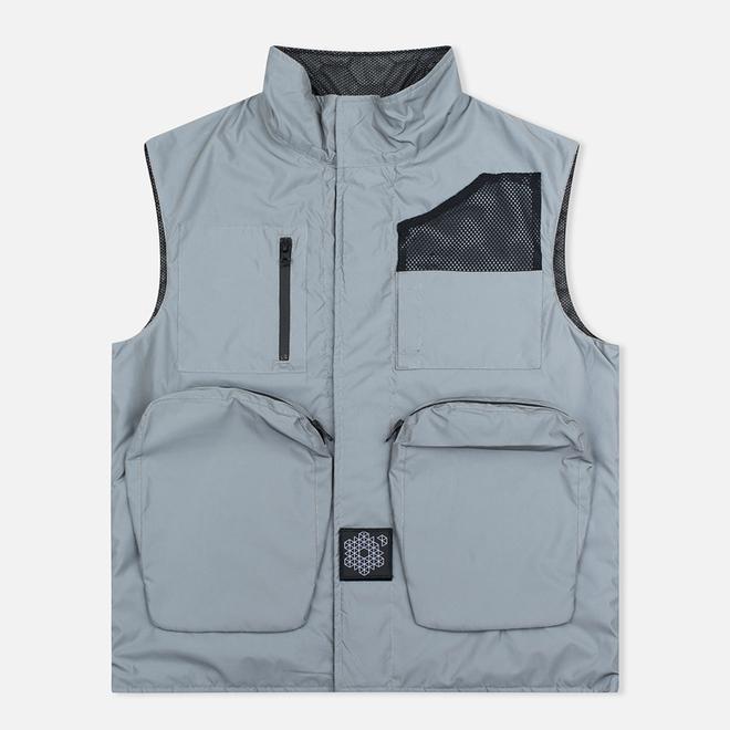 Мужская подкладка Plurimus Halo Multipocket Grey/Reflective