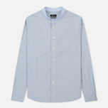 Мужская рубашка A.P.C. Alejandro Blue фото- 0