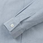 Мужская рубашка A.P.C. Alejandro Blue фото- 3