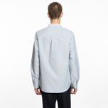 Мужская рубашка A.P.C. Alejandro Blue фото- 5