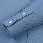 Мужская рубашка A.P.C. Button Down Blue фото- 2