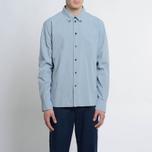 Мужская рубашка Albam Cousteau Chambray фото- 7