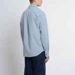 Мужская рубашка Albam Cousteau Chambray фото- 8