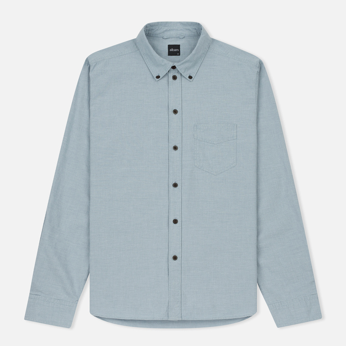 Мужская рубашка Albam Cousteau Chambray