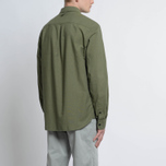 Мужская рубашка Albam Cousteau Olive фото- 8