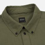 Мужская рубашка Albam Cousteau Olive фото- 1
