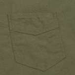Мужская рубашка Albam Cousteau Olive фото- 2