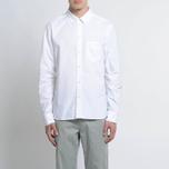 Мужская рубашка Albam Cousteau White фото- 7