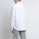 Мужская рубашка Albam Cousteau White фото- 8