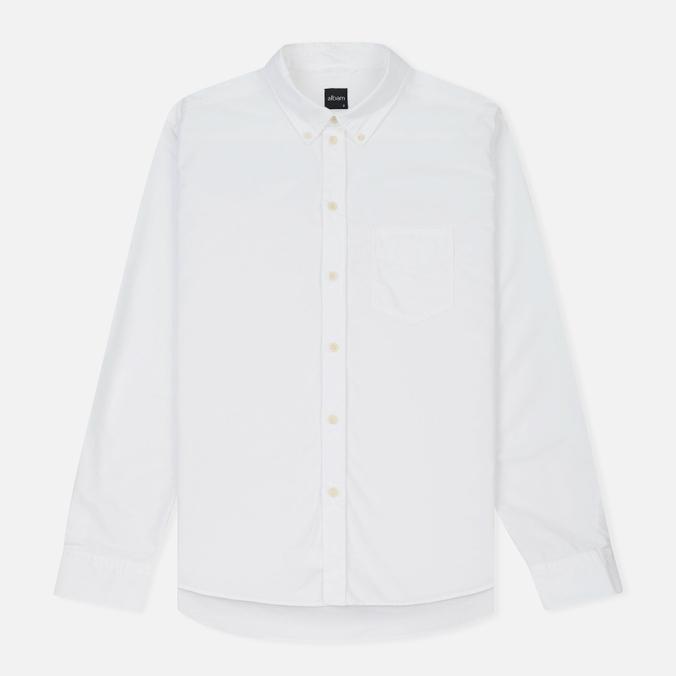 Мужская рубашка Albam Cousteau White