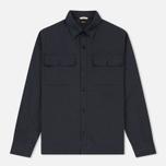 Мужская рубашка Albam Maritime Navy фото- 0