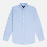 Мужская рубашка Aquascutum Ashford LS Oxford Light Blue фото- 0