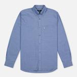 Мужская рубашка Aquascutum Ashford LS Oxford Navy фото- 0