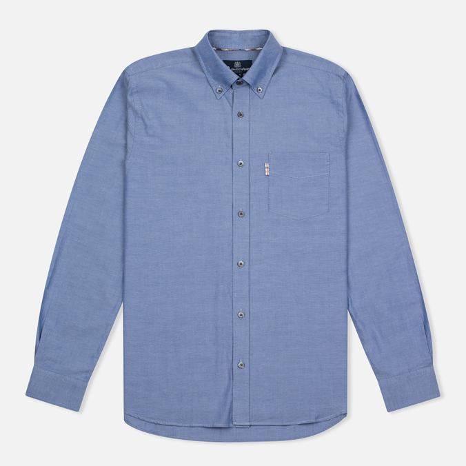 Мужская рубашка Aquascutum Ashford LS Oxford Navy