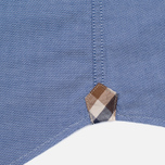 Мужская рубашка Aquascutum Ashford LS Oxford Navy фото- 3