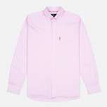 Мужская рубашка Aquascutum Ashford LS Oxford Pink фото- 0