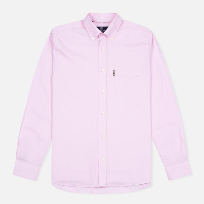 Мужская рубашка Aquascutum Ashford LS Oxford Pink