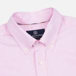 Мужская рубашка Aquascutum Ashford LS Oxford Pink фото- 1