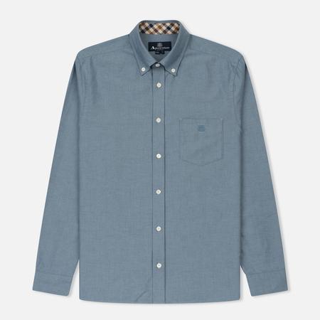 Мужская рубашка Aquascutum Bevan Classic Oxford Blue