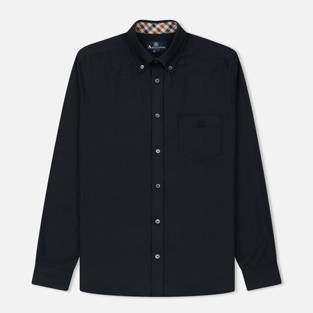Мужская рубашка Aquascutum Bevan Classic Oxford Navy