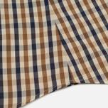 Женская рубашка Aquascutum Bowten 2 Club Check Vicuna фото- 4