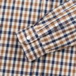 Мужская рубашка Aquascutum Emsworth LS Club Check Vicuna фото- 3