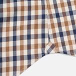 Мужская рубашка Aquascutum Emsworth LS Club Check Vicuna фото- 4